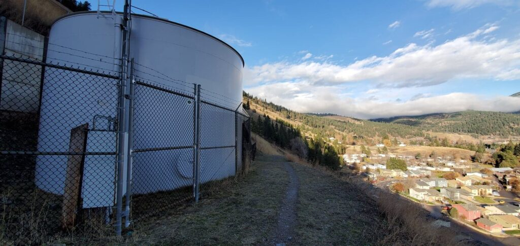 Water Tower East Missoula